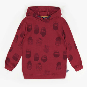 COLORFUL HOODED SWEATER, BOY