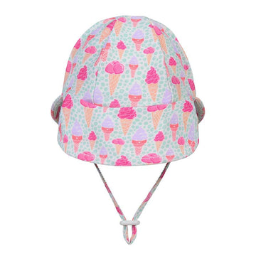 Beach Legionnaire Hat UPF50+ 'Ice Cream' Print