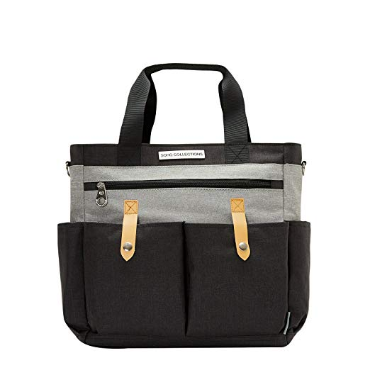 Saxham Tote Diaper Bag