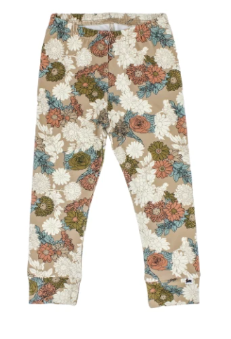 Cotton Leggings | Wildflower