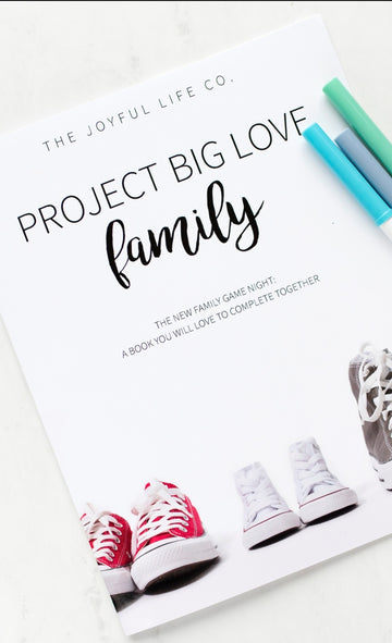 PROJECT BIG LOVE