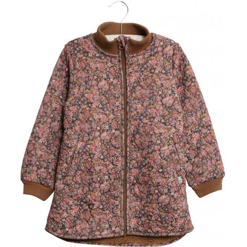 Thermo Jacket Hallie Ink Flowers