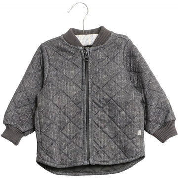 Thermo Jacket Loui Grey Stripe