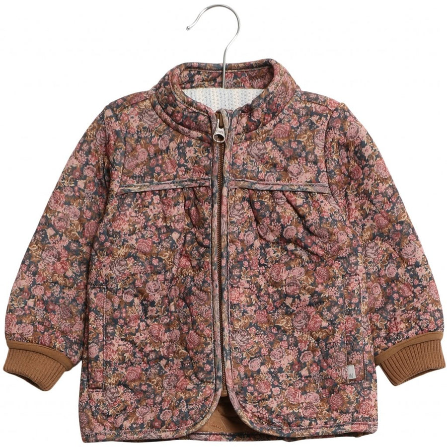 Thermo Jacket Thilde - ink flowers