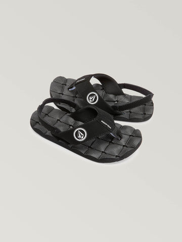 LITTLE BOYS RECLINER SANDALS