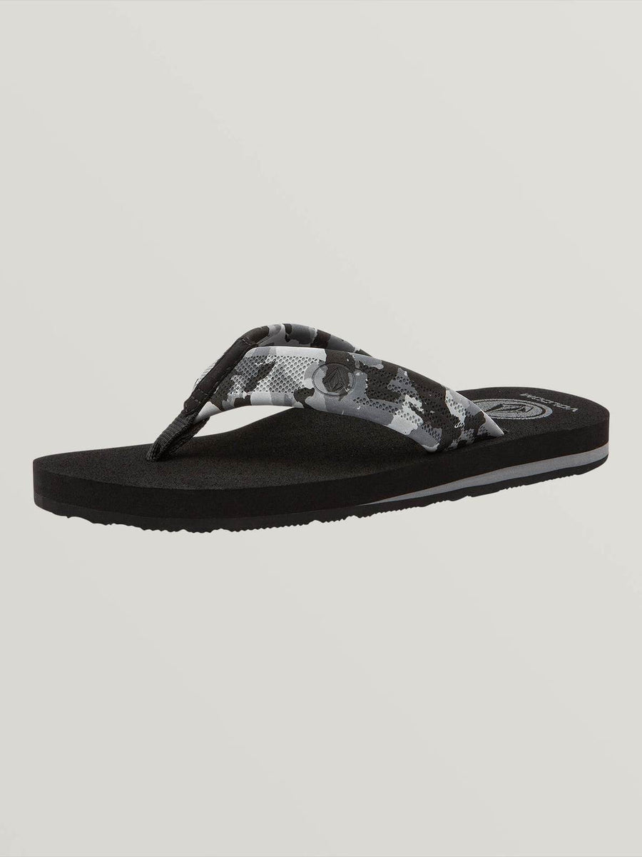 BIG BOYS DAYCATION SANDALS - CAMOUFLAGE