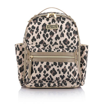 Leopard Itzy Mini™ Diaper Bag Backpack