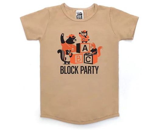 The Block Party Tee