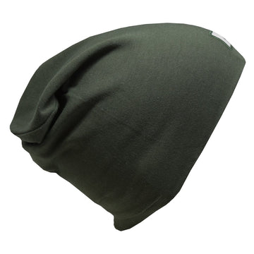Boston v20 Camo Green Beanie