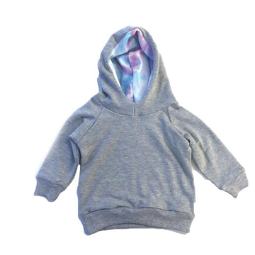 THE COTTON CANDY TIE DYE HOODIE