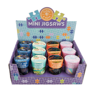 Mini Jigsaws in Tubs