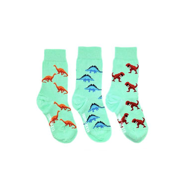 Dino Kids Socks