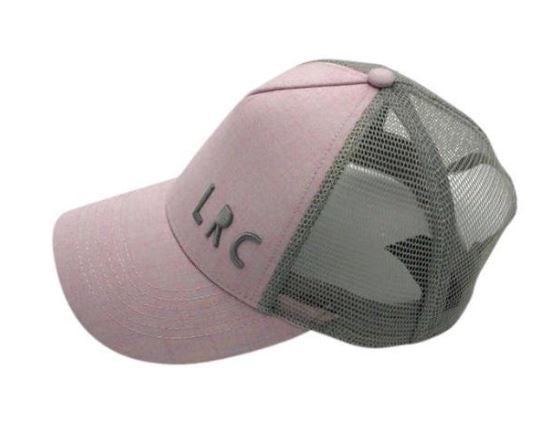 LRC - Light Pink Meshback