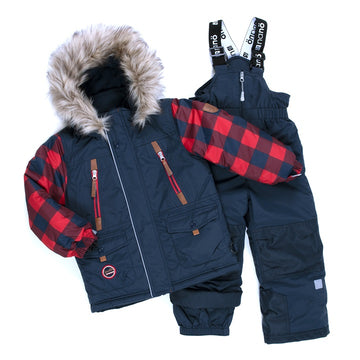 Snowsuit - Navy