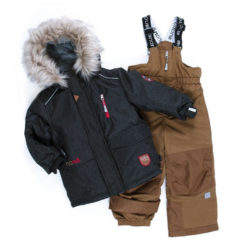 Snowsuit - Black