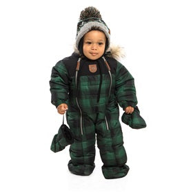 Snowsuit One Piece - Forest