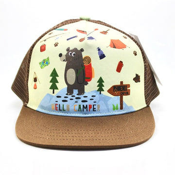 Bear Necessities Hat