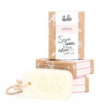 OLIVE OIL CASTILE SOAP FRAGRANCE FREE