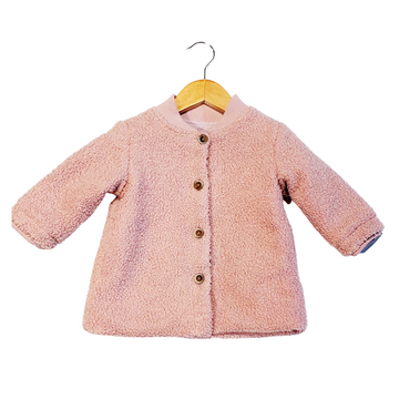 Girl Jacket Knit -Lt. Purple