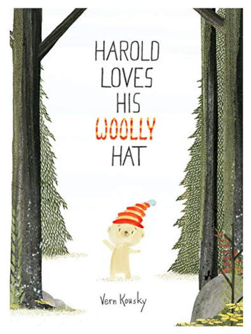 HAROLD LOVES HIS WOOLLY HAT