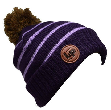 Aspen Toque - Purple and Lilac