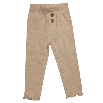 LEGGING PANT - OATMEAL HEATHER