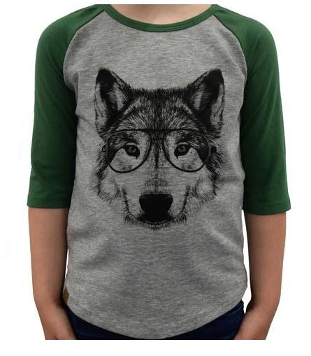 LP Apparel - Wolf Tee