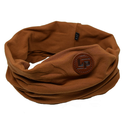 LP Apparel Scarf - Caramel