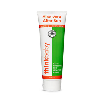 Think Baby Aloe Vera After Sun Gel (8oz)