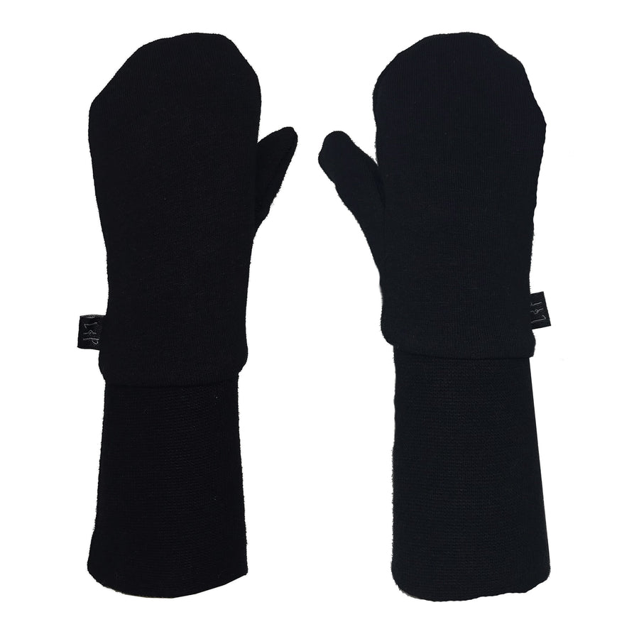 Boston Mid Season Mitts - Black