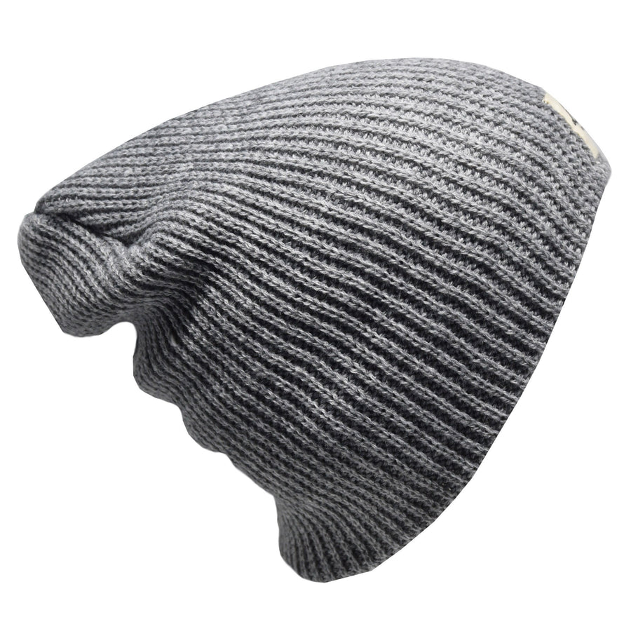 New York Toque - Heather Gray