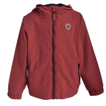 Mid-Season Outerwear Jacket (Red Pepper)