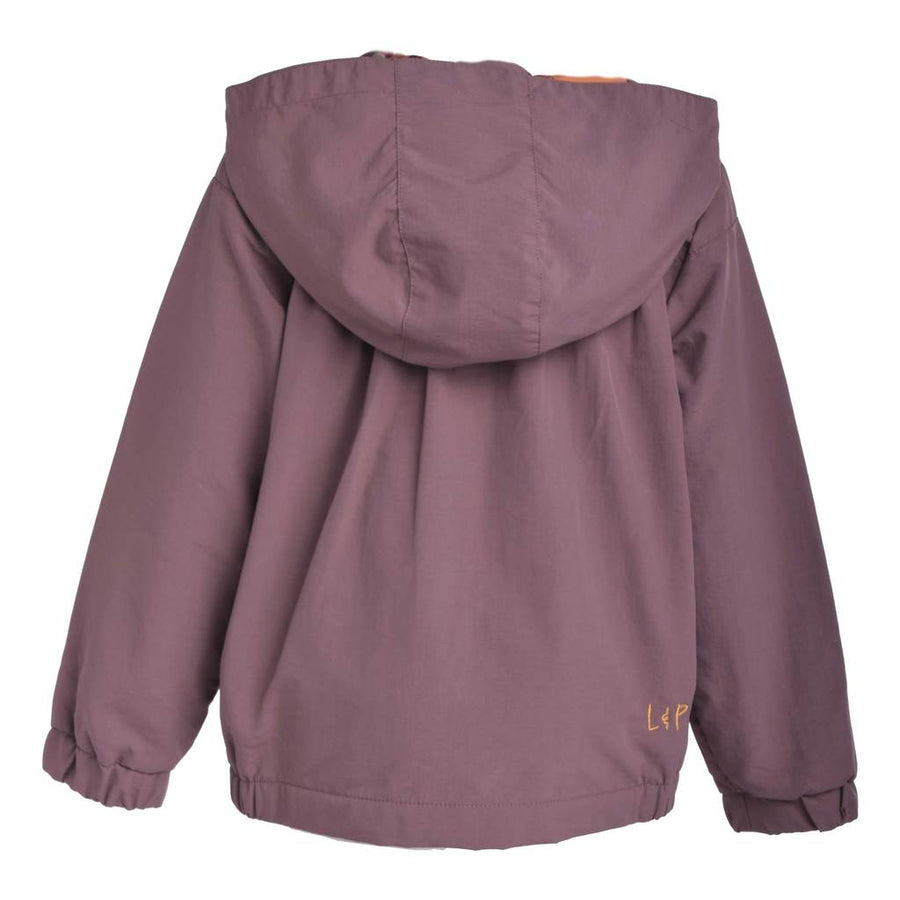 Mid-Season Outerwear Jacket (Plum & Suva)