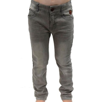 Skinny cut pants (Grey)