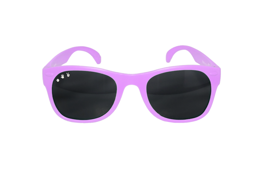 PUNKY BREWSTER LAVENDER SUNGLASSES