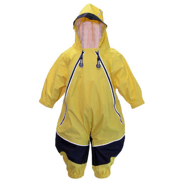 Rain Suit Yellow