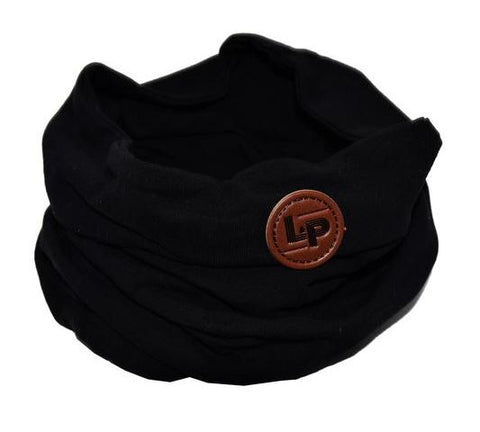 LP Apparel Scarf - Black