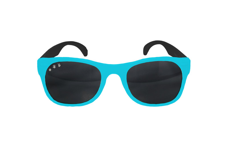 THUNDERCAT BLACK & TEAL SHADES