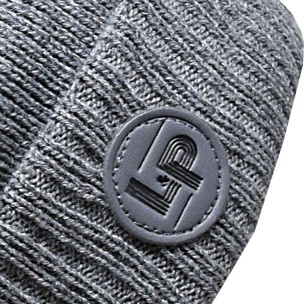 Whistler Toque Heather Grey