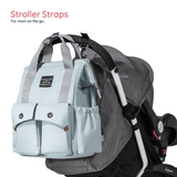 Rockaway Backpack Diaper Bag