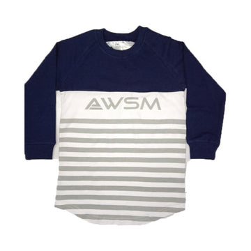 AWSM Long Sleeve Maritime