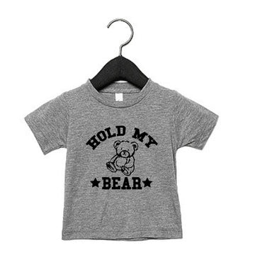 Hold My Bear Tee
