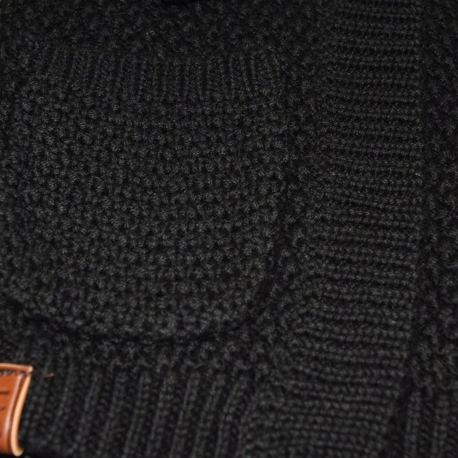Knit Cardigan (Boheme) - Black