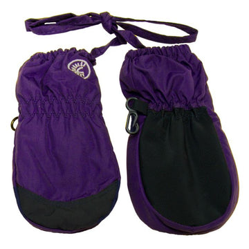 Baby Mitts - Imperial Purple