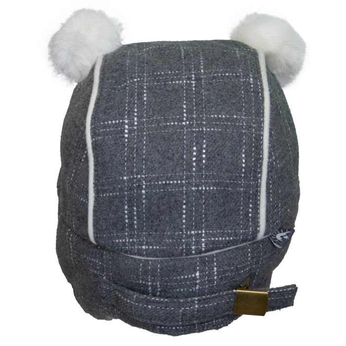Girls Trapper Winter Hat
