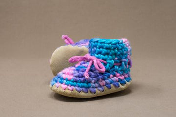 Pink Multi Slipper