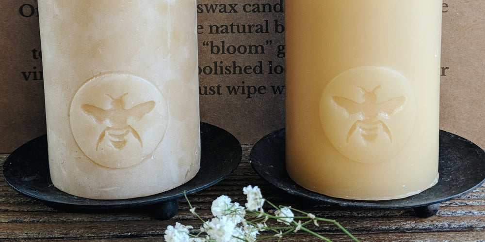 How To Tell If Your Candle Is Pure Beeswax