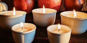 HOW TO BUY THE BEST BEESWAX CANDLES: THE WICK IS EVERYTHING