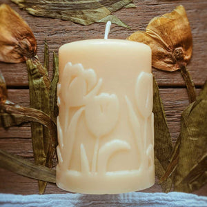 BEESWAX SEASONAL CANDLES