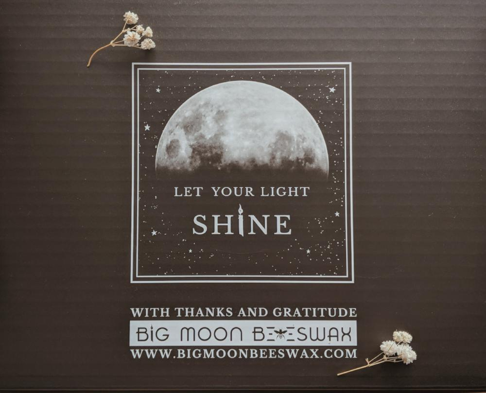 With Thanks and Gratitude | Big Moon Beeswax